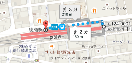 https://www.google.co.jp/maps/dir/35.7623221,139.8263911/35.7622366,139.8245163/@35.7622615,139.8232654,17z/data=!4m2!4m1!3e2?hl=ja
